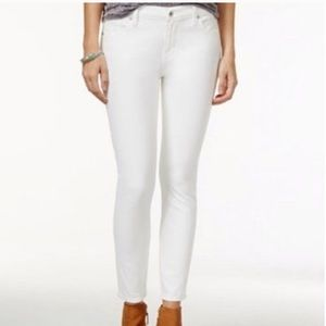 Lucky Brand Zoe Straight Crop Jean